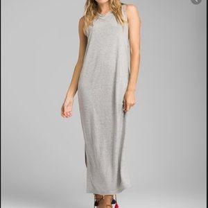 prAna Cozy Up Sleeveless Maxi Dress